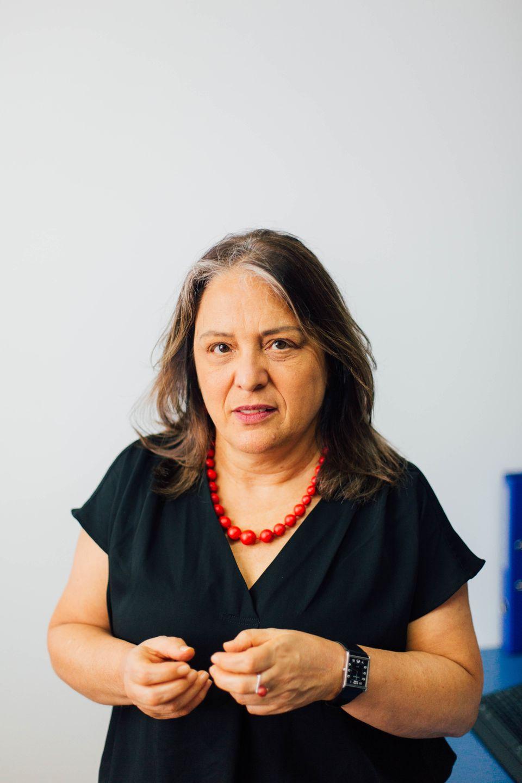 A diretora do Instituto Patrícia Galvão, hoje com 61 anos, começou a pensar sobre...