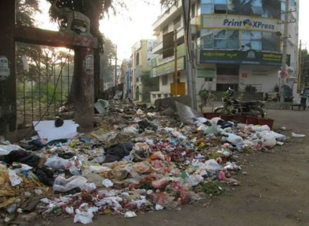 The Ugly Indian Project: Civic Volunteers Clean Up City Because No One Else