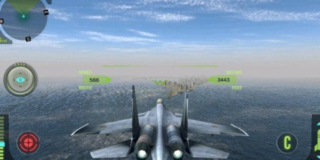 Guardians Of The Skies: Phase II Of IAF's Hit 3D Mobile Game Out