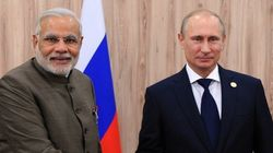 Putin In India: PM Modi Tweets In Russian To Welcome