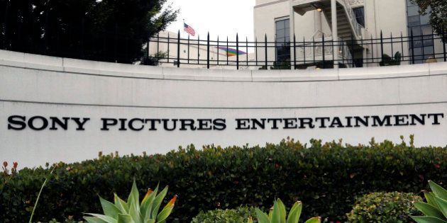 FILE - In this Dec. 2, 2014 file photo, Sony Pictures Entertainment headquarters in Culver City, Calif....