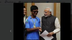 Indian Team Wins Cricket World Cup For The Blind In South