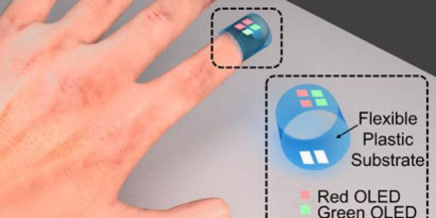Organic Electronics Could Lead To Cheap, Wearable