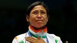 AIBA Bans Sarita Devi For One