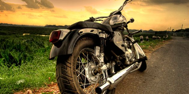 Why The Royal Enfield Bullet Isn't The Best Touring Bike In