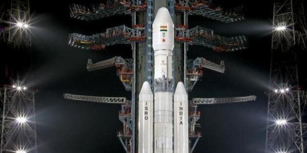India's Heaviest Rocket Launched