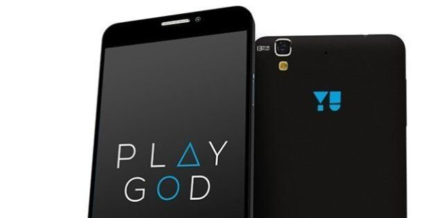 Micromax Launches Cyanogen OS Based Yu Yureka At Rs.