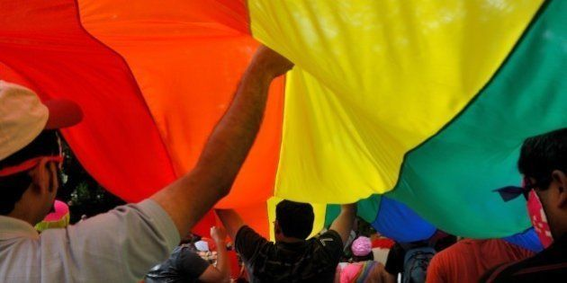 Pictures from the Bangalore Queer Pride
