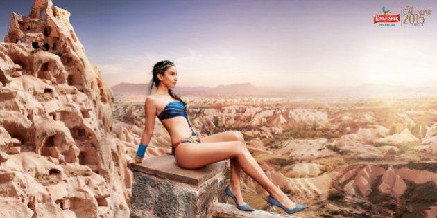 EXCLUSIVE PREVIEW: Atul Kasbekar's Shoot For Kingfisher Calendar