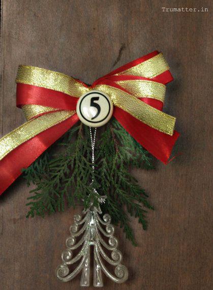 10 Last Minute Christmas Decoration