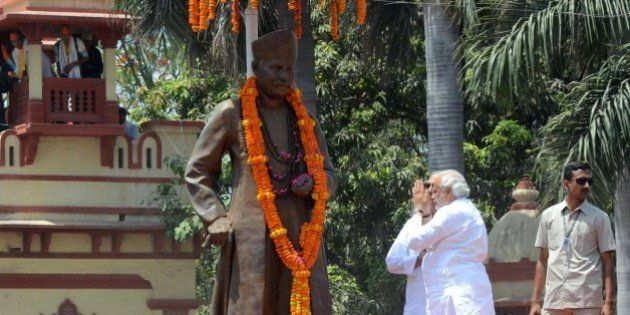 Chief Minister of the Indian state of Gujarat and Bharatiya Janata Party (BJP) prime ministerial candidate...