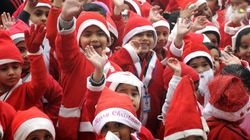 Christmas Cheer In India With Celebrations Across