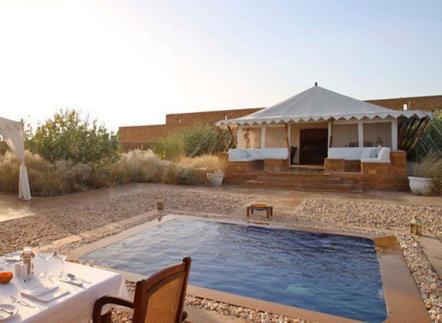Rajasthan's 5 Top Hotels For Luxury Travellers This New