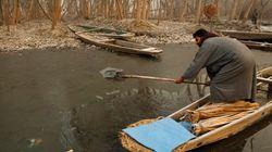 PHOTOS: Cold Grips North India As Kashmir Braces Against