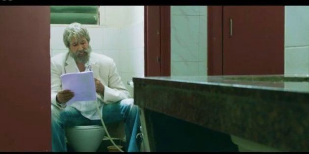 Amitabh Bachchan Sings New Single 'Piddly' From 'Shamitabh' In A