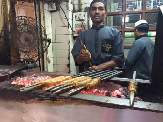 Eight Kilometres Of Eating In Purani