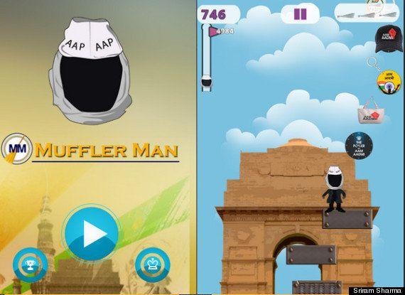 AAP Volunteers Launch Mobile Game Called Muffler