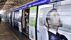 Delhi Metro Stations To Display Art And Digital