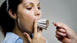 Women Smoke More During