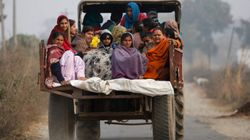 10,000 Villagers Abandon Homes In J&K Amid Rising