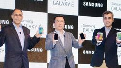 Samsung Launches Four New Smartphones In