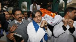 Special Team Probing Sunanda Pushkar's Death Will Comb CCTV