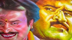 To Rajnikanth, With