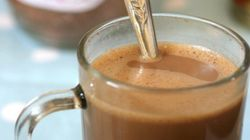 Homemade Hot Chocolate Mocha