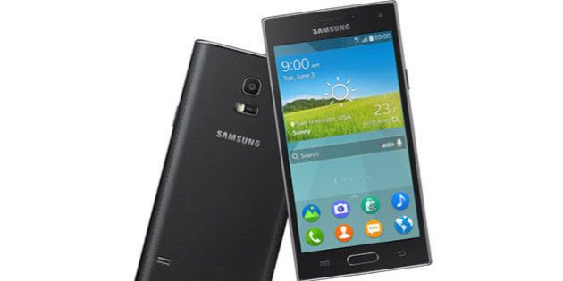 Samsung Launches Long-delayed Tizen Z1 Smartphone In