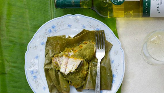 The Iconic Parsi Wedding Dish: Patra Ni