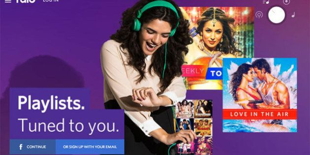 Rdio Music Streaming Service Launched In