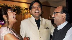 SIT Questions Flight Crew On Shashi Tharoor-Sunanda Pushkar