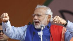 Modi Says He's Committed To Achieving Budget Deficit