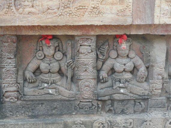 Reviving the Yogini: Shakti in Bleeding, Birthing,