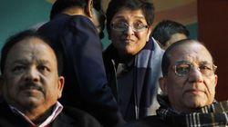 Kiran Bedi Might Be BJP's Candidate For Chief