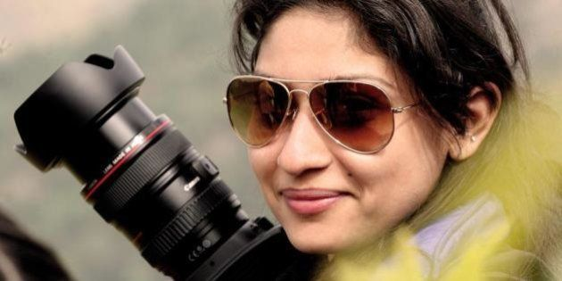 Female Fashion Photographer Shoots Bollywood's First All-Male