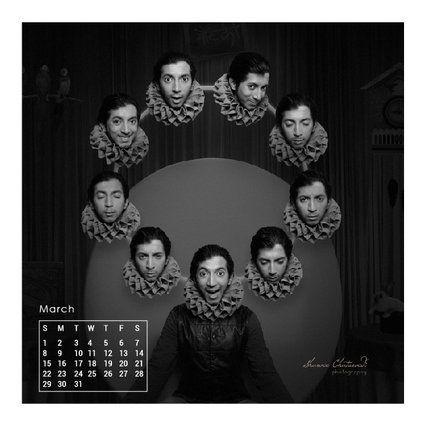Anshuman Jha: 9 shades of human emotions