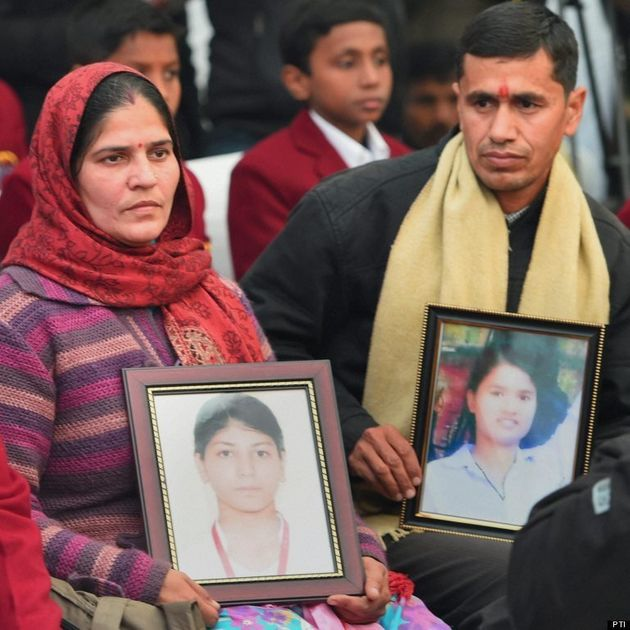 Teen Who Offered Herself To Hostage Taker To Save Friends Among India's Bravest