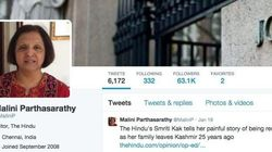 Malini Parthasarathy Appointed Editor Of 'The