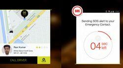 Olacabs Adds In-app SOS