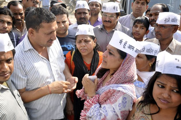 Cause To Cult, AAP Is All Over The Place Under 'Immature' Arvind Kejriwal, Says Shazia