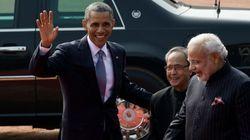 Photos Of Barack Obama's Visit To