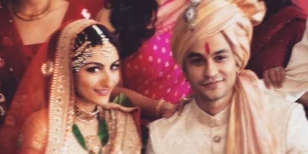 Soha Ali Khan Marries 'Best Friend' Kunal Khemu In