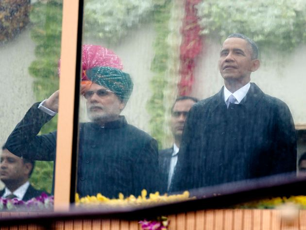 US President Guest Of Honour On India's 66th Republic Day Amid Unprecedented