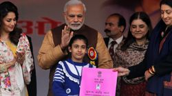 PM Modi Launches 'Beti Bachao Beti Padhao'