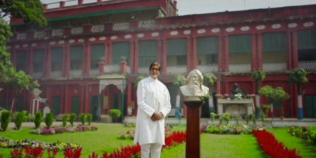 Amitabh Bachchan Sings The National Anthem On Republic