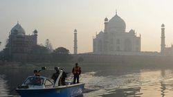 No Mobile Service In Agra When Obama Visits Taj
