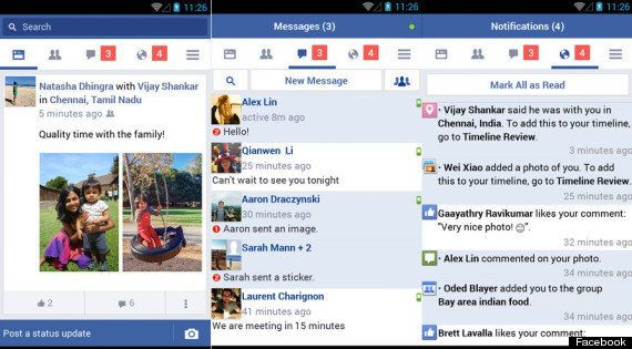 Facebook Testing Lite App For Low-End Android Phones, Ideal For 2G
