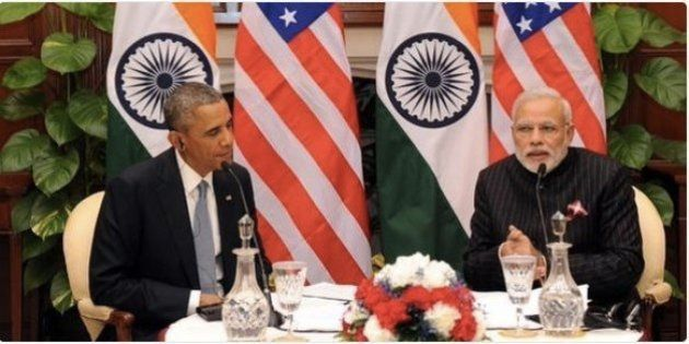 Setting Politics Aside, Modi and Obama Give India A Peek Inside Their