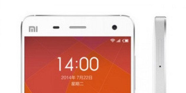 Xiaomi Mi4 Launched In India At Rs
